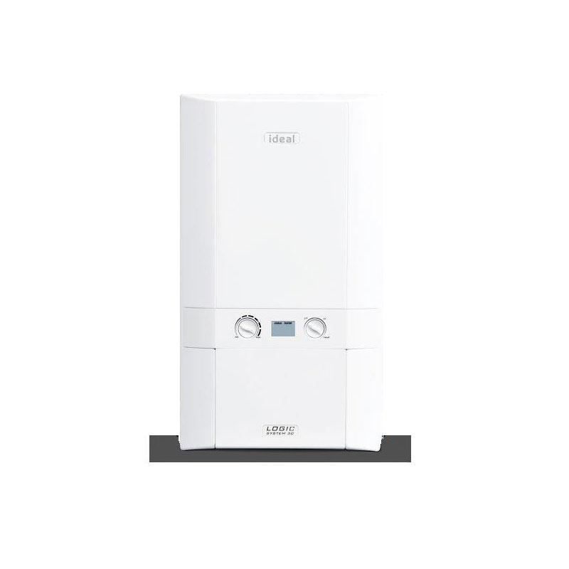 Logic System Boiler | PH Ross | Plumbing & Heating